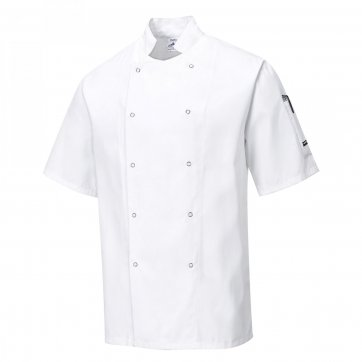 PORTWEST ΣΑΚΑΚΙ CHEF ΛΕΥΚΟ UNISEX CUMBRIA-PORTWEST